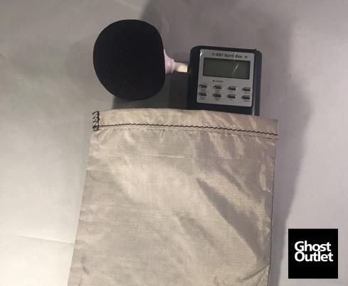 P-SB7 FM & AM Spirit Box w Faraday Sleeve Pouch & Free Speaker